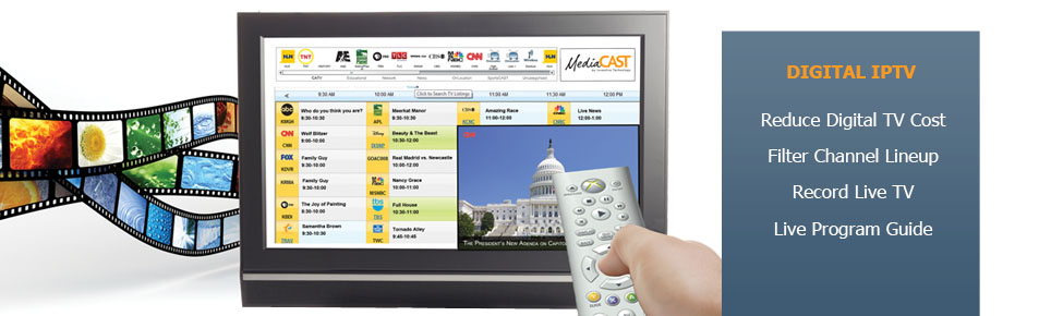 Digital IPTV