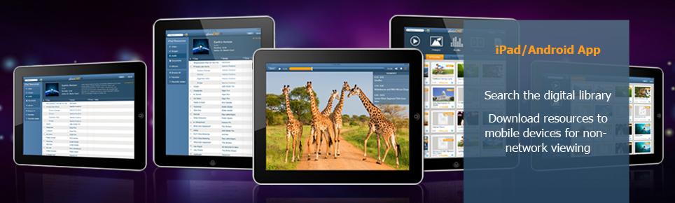 K-12 iPad/Android App MediaCAST