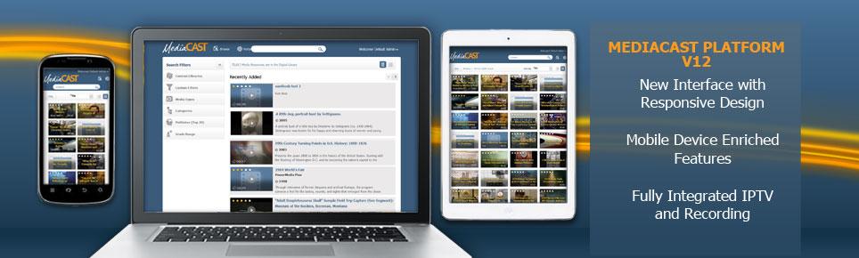 MediaCAST Platform